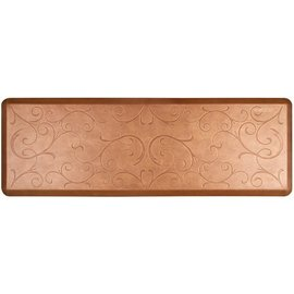 Wellness Mats Wellness Mats Bella Copper Leaf 6x2