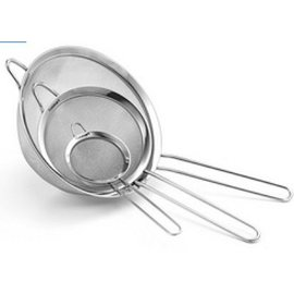 Cuisinart Cuisinart Stainless Steel Mesh Strainers set of 3