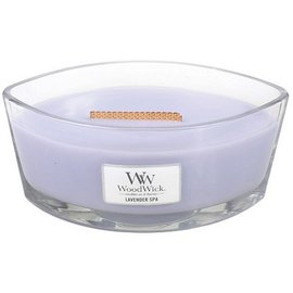 WoodWick Candle WoodWick Candle Ellipse Hearthwick Lavender Spa