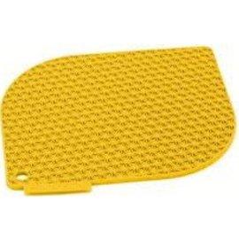 Charles Viancin Charles Viancin Honeycomb Pot Holder Yellow Macaron