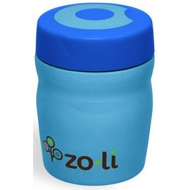 Zoli Zoli Dine Vacuum Insulated Food Jar Blue CLOSEOUT