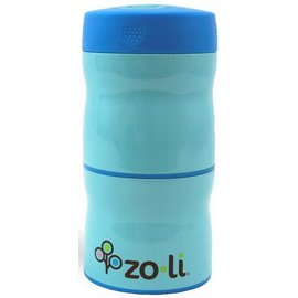 Zoli Zoli This & That Insulated Stackable Food Container Blue CLOSEOUT