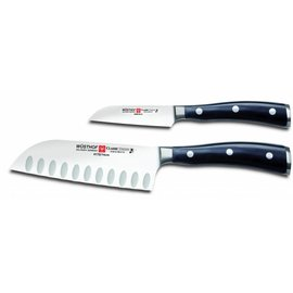 Wusthof Wusthof Classic Ikon 2 pc Mini Asian Set