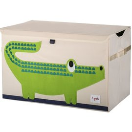 3 Sprouts 3 Sprouts Toy Chest Crocodile