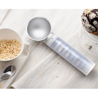 That Inventions That! Scoop THAT! II Ice Cream Scoop Silver