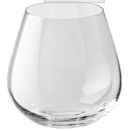 Zwilling J.A. Henckels ZWILLING Predicat Whiskey Glass or Stemless Red 20.4oz 6 pc Set
