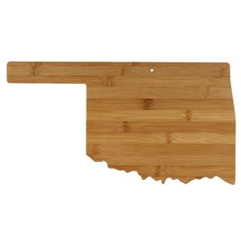 Totally Bamboo Totally Bamboo Oklahoma Cutting and Serving Board