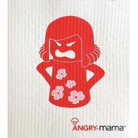 NewMetro NewMetro Angry-Mama Super Absorbent Wipe Medium
