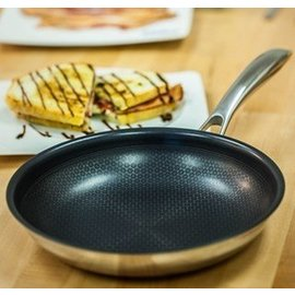 Frieling Black Cube Hybrid Fry Pan 9.5 inch