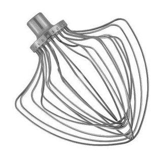 KitchenAid KitchenAid 11-Wire Whip Stainless Steel KN211WW (fits 6QT Bowl Lift Model-KP26M1X)