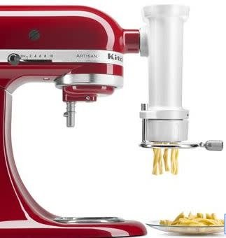 KitchenAid Stand Mixer Attachment Gourmet Pasta Press KSMPEXTA
