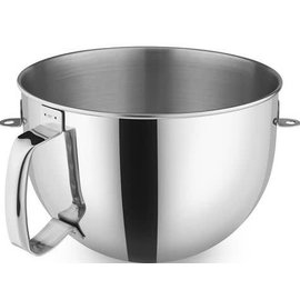 KitchenAid KitchenAid 6Qt Bowl Polished Stainless Steel with Comfort Handle KN2B6PEH