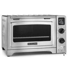 KitchenAid KitchenAid Digital Convection Countertop Oven Stainless Steel KCO273SS