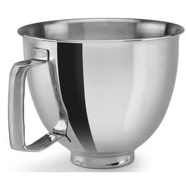 KitchenAid KitchenAid 3.5 Qt Bowl Polished Stainless Steel with Comfort Handle KSM35SSFP
