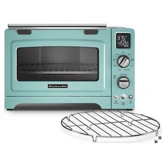KitchenAid KitchenAid Digital Convection Countertop Oven  Aqua Sky KCO275AQ