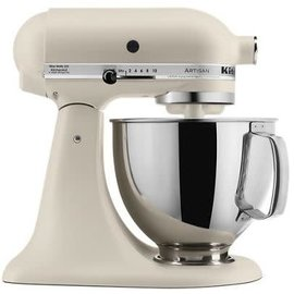 KitchenAid KitchenAid Stand Mixer Artisan 5 Qt  Fresh Linen KSM150PSFL