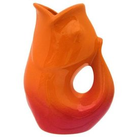 GurglePot Gurglepot Red Flame Ombre