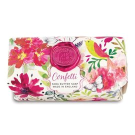 Michel Design Works Michel Design Works Bath Soap Bar Confetti