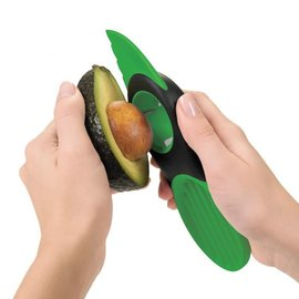 OXO OXO Good Grips 3 in 1 Avocado Slicer Green