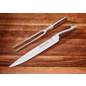 Heritage Steel/Hammer Stahl Hammer Stahl Carving Knife & Fork Set
