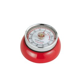 Frieling Retro Timer Red