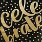 Design Design Dazzling Celebration Napkin-Beverage