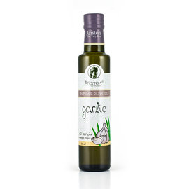 Ariston Ariston 8.45fl oz Bottle with Garlic Infused Olive Oil