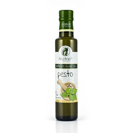 Ariston Ariston 8.45fl oz Bottle with Pesto Infused Olive Oil
