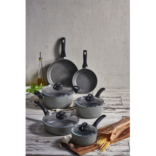 Ballarini Ballarini Parma Aluminum Nonstick 10 pc Cookware Set