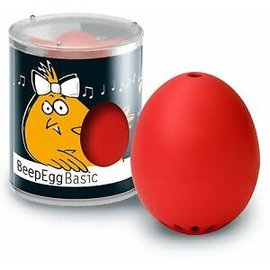 Brainstream BeepEgg Timer Red