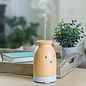 Candle Warmers, Etc. Candle Warmers Ultrasonic Essential Oil Diffuser Bamboo
