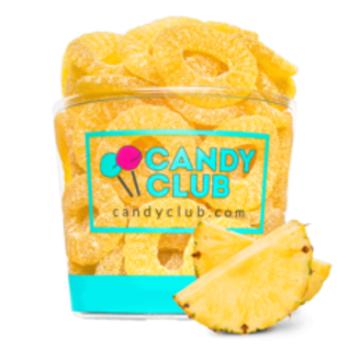 Candy Club Candy Club Pineapple Rings