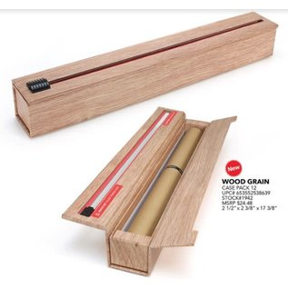 Chic Wrap Chic Wrap Parchment Paper Dispenser Wood Grain