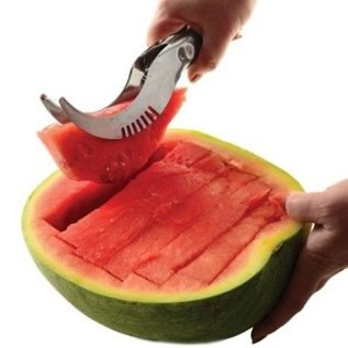 Norpro Norpro Stainless Steel Watermelon Slicer