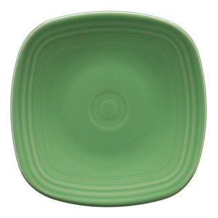 Fiesta Fiesta Square Salad Plate Meadow