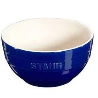 Staub Staub Ceramic Large 6.5 in. Universal Bowl Dark Blue