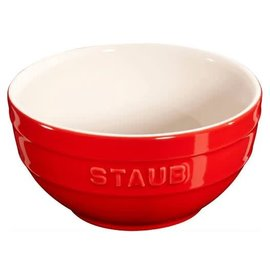 Staub Staub Ceramic Small 4.75 in. Universal Bowl Cherry Single