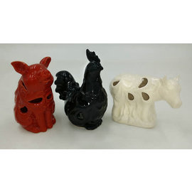 DeRose Designs Derose Designs LED Farm Animal Assorted 5 inch CLOSEOUT