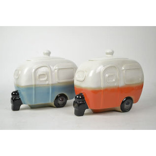 DeRose Designs DeRose Designs Camper Cookie Jar Assorted