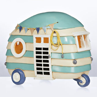 DeRose Designs DeRose Designs Camper Plug In Night Light Blue