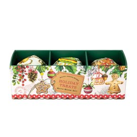 Michel Design Works Michel Design Works Bath Bomb Set Holiday Treats