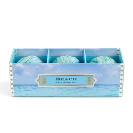 Michel Design Works Michel Design Works Bath Bomb Set Beach