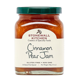 Stonewall Kitchen Stonewall Kitchen Cinnamon Pear Jam