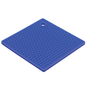 Harold Import Company Inc. HIC Honeycomb Trivet Blue