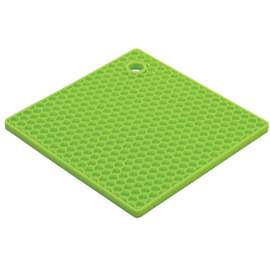 Harold Import Company Inc. HIC Honeycomb Trivet Green
