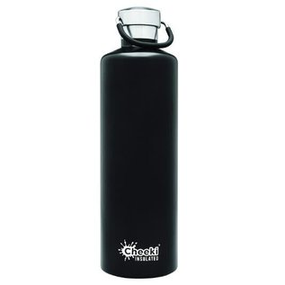 Cheeki USA Cheeki Classic Single Wall Bottle Matte Black 34 oz