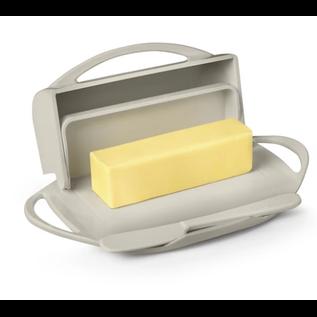 Butterie Butterie Butter Dish Ivory