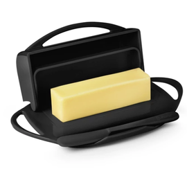 Butterie Butterie Butter Dish Black