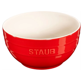Staub Staub Ceramic Large 6.5 inch Universal Bowl Cherry single