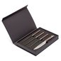 Heritage Steel/Hammer Stahl Hammer Stahl 4 pc Robust Steak Knife Set